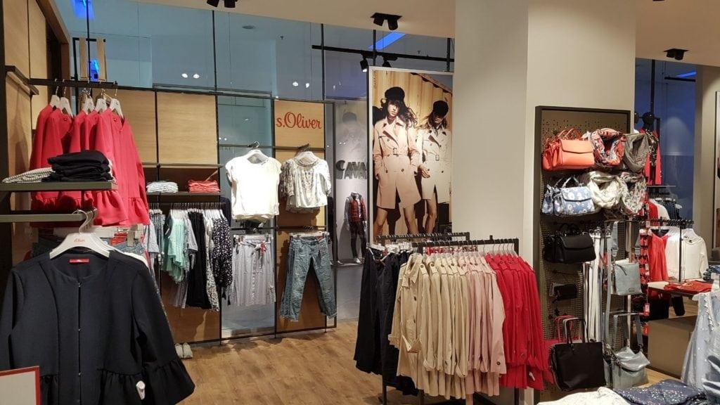 shop best sellers in stock order online S.Oliver și Comma, în premieră în România, în AFI Cotroceni ...